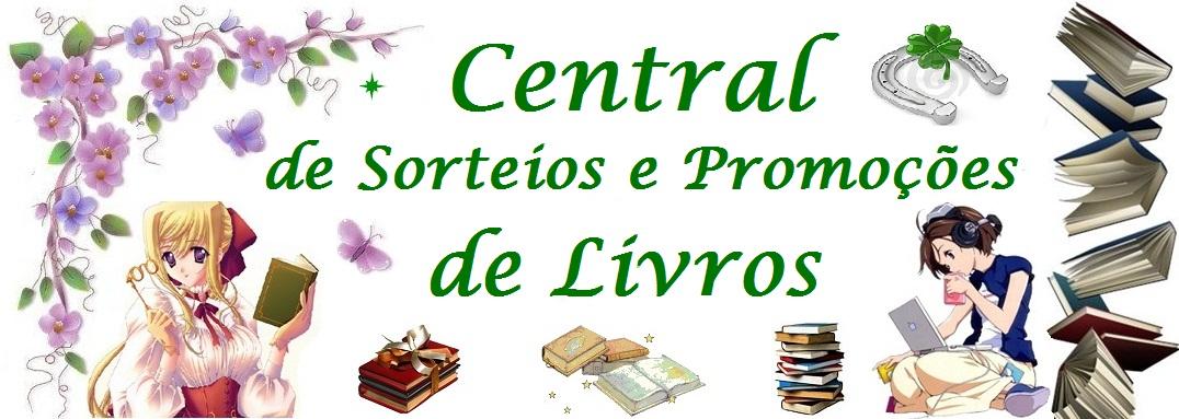 Central de Sorteios e Promoções de Livros