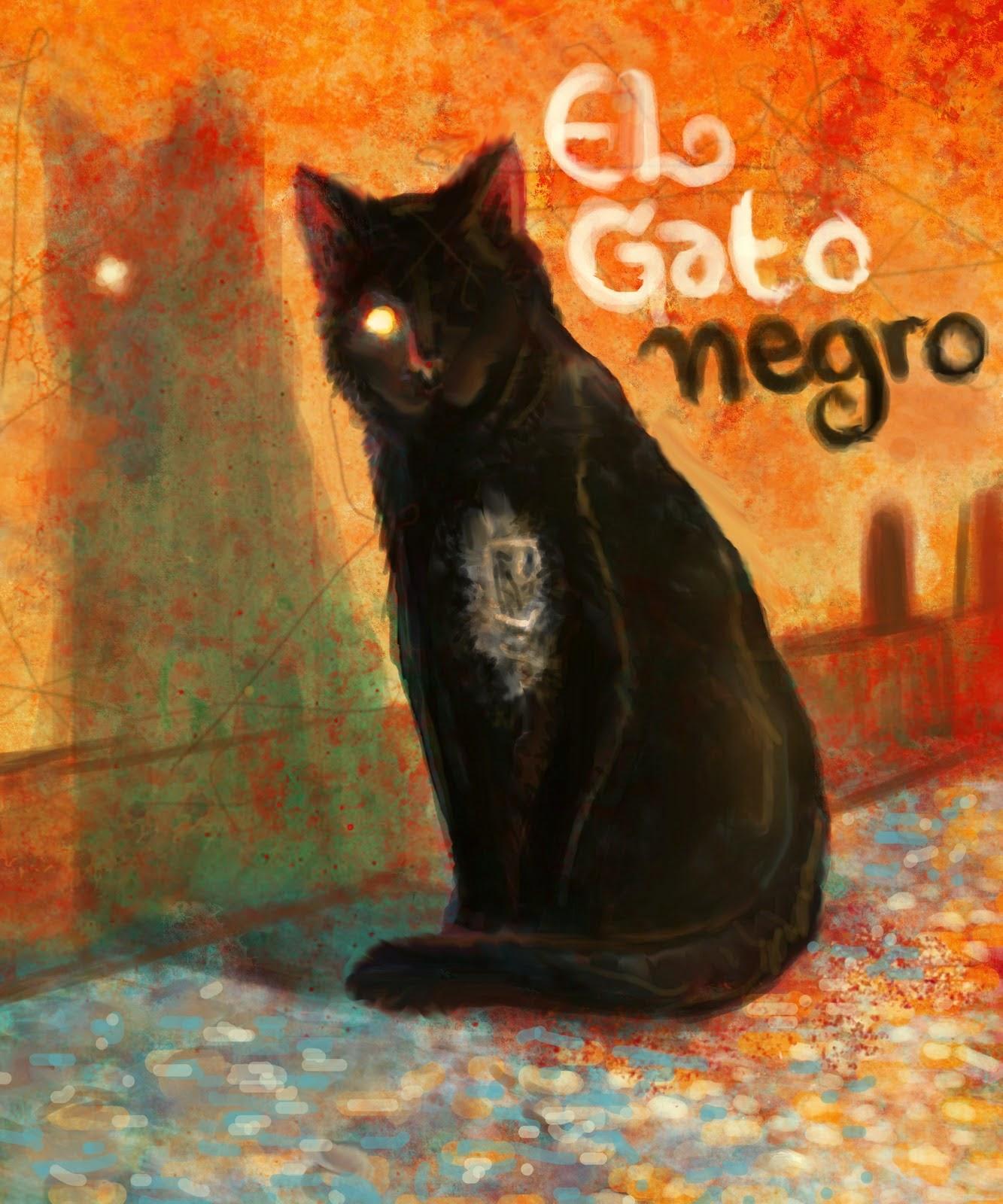 El gato negro edgar allan poe sexto sentido - Disfraces el gato negro ...