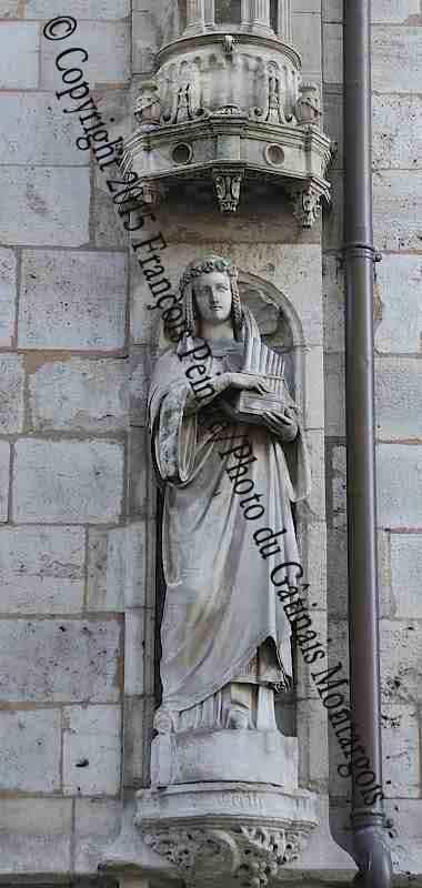 Montargis église Sainte Madeleine