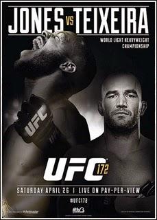 UFC 172: Jones vs. Teixeira  HDTV