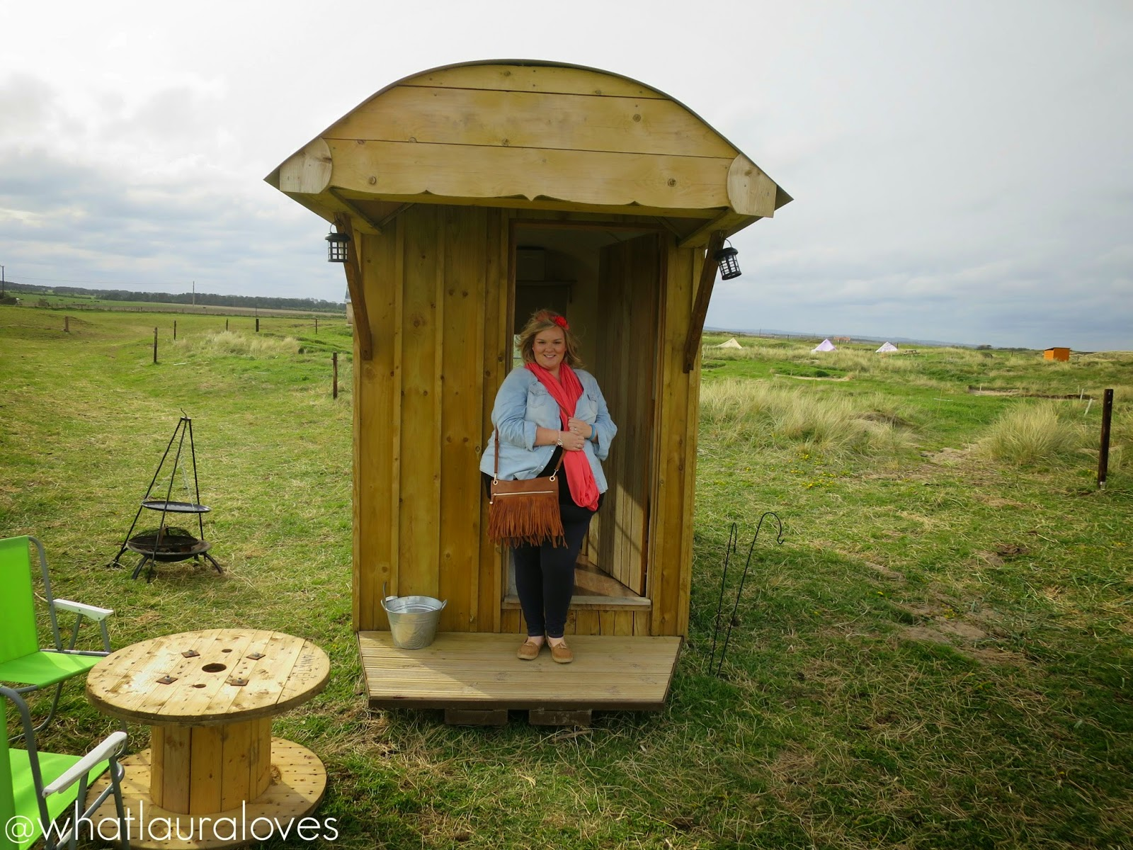 Glamping at the Bells of Hemscott Shepherds Hut Review