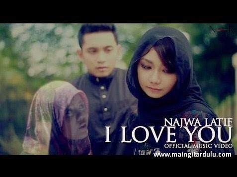 I Love You - Najwa Latif