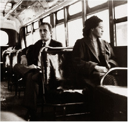 rosa parks and the montgomery bus Most people know about rosa parks and the 1955 montgomery, ala, bus boycott nine months earlier, 15-year-old claudette colvin refused to give up her seat on the same bus system.