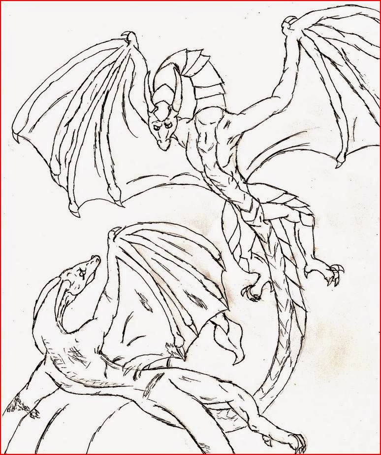 dragons coloring.filminspector.com