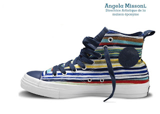 Lifestyle // Missoni x Converse : Nouvelle Collaboration