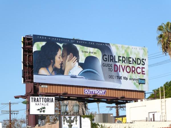 Girlfriends Guide to Divorce season 2 billboard