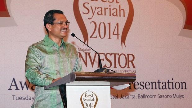Daftar Peraih Best Syariah Award 2014