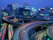 Tokio de noche.