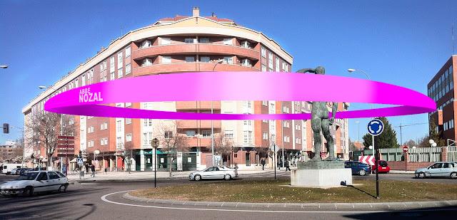 Rotonda lironda, 2013 Abbé Nozal