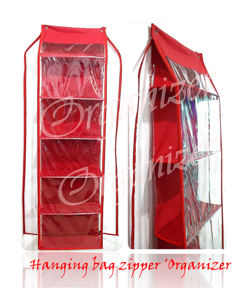 Hanging Bag Organizer ZIPPER
