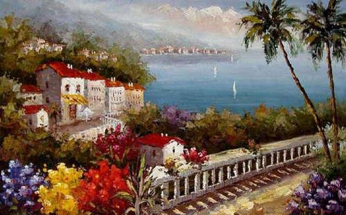 World Famous Paintings Nature