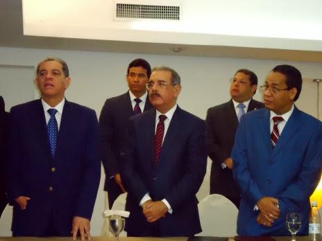 """Danilo Medina en el """"Día Evangélico y de la Reforma Protestante"""""""