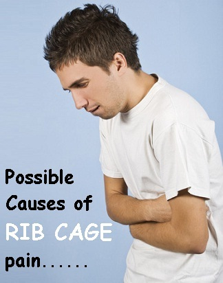 Why is my rib cage hurting? Possible Causes