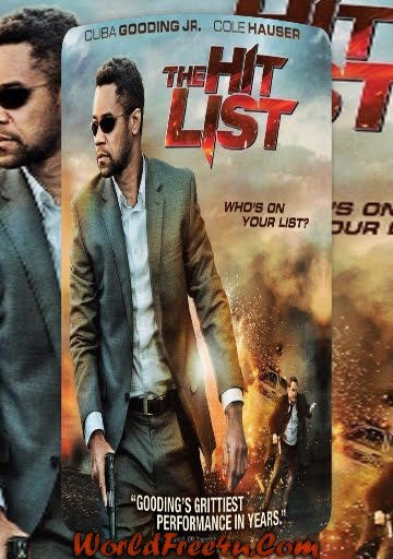 Poster Of The Hit List (2011) In Hindi English Dual Audio 300MB Compressed Small Size Pc Movie Free Download Only At worldfree4u.com