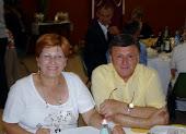 Anniversario dei quarantacinque anni di matrimonio