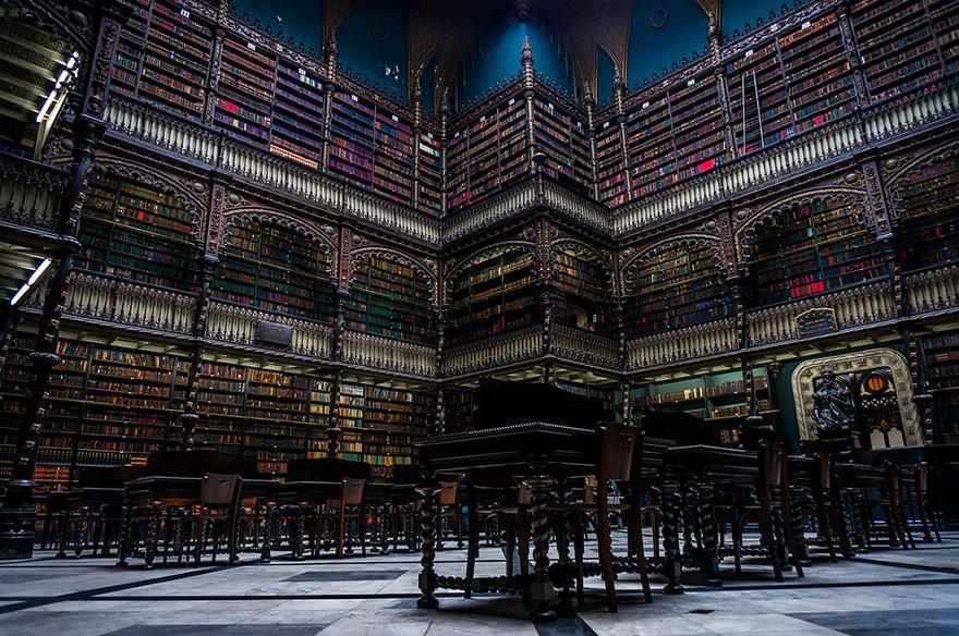Resultado de imagen para Real Gabinete Portugués de Lectura