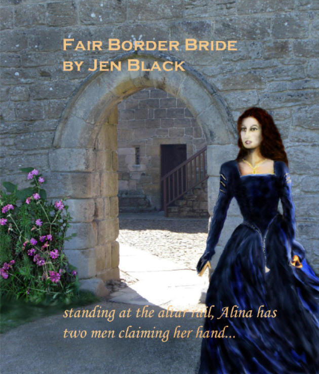 History And Women Fair Border Bride By Jen Black