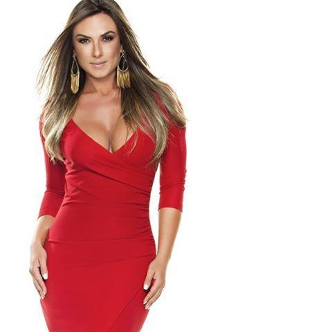 ModaVestidos vermelho da moda