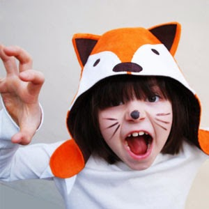 Buy Handmade | Christmas Gift Guide For Children - Fox Hat