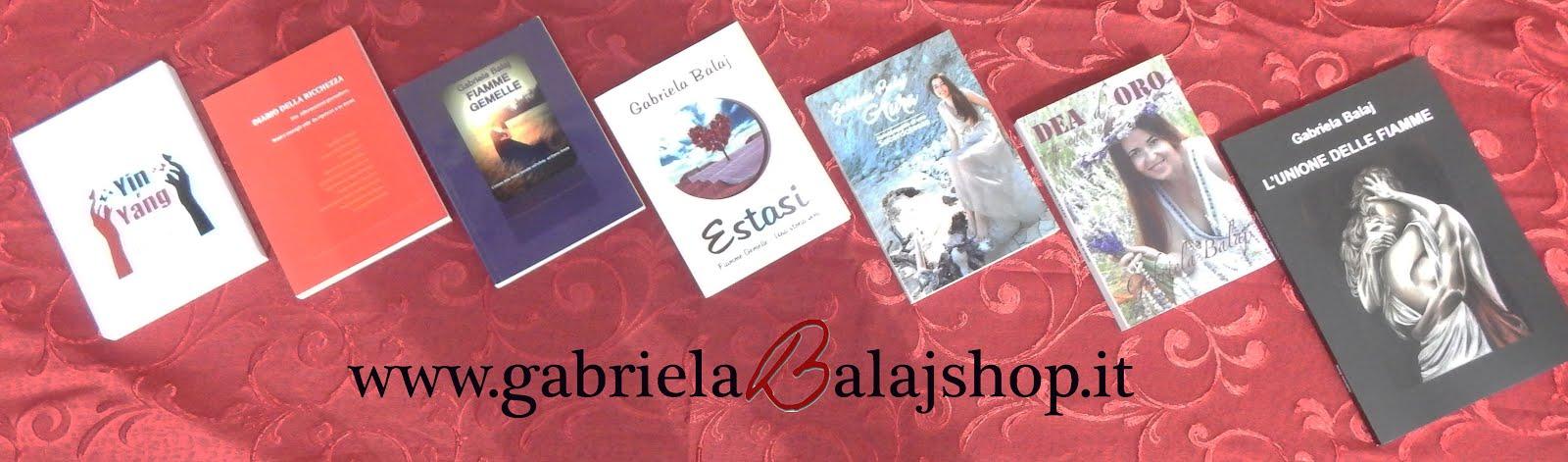 "Autrice di 7 libri tra cui ""Aura.Autobiografia di una Sacerdotessa"", ""Fiamme Gemelle""e vari e-book"