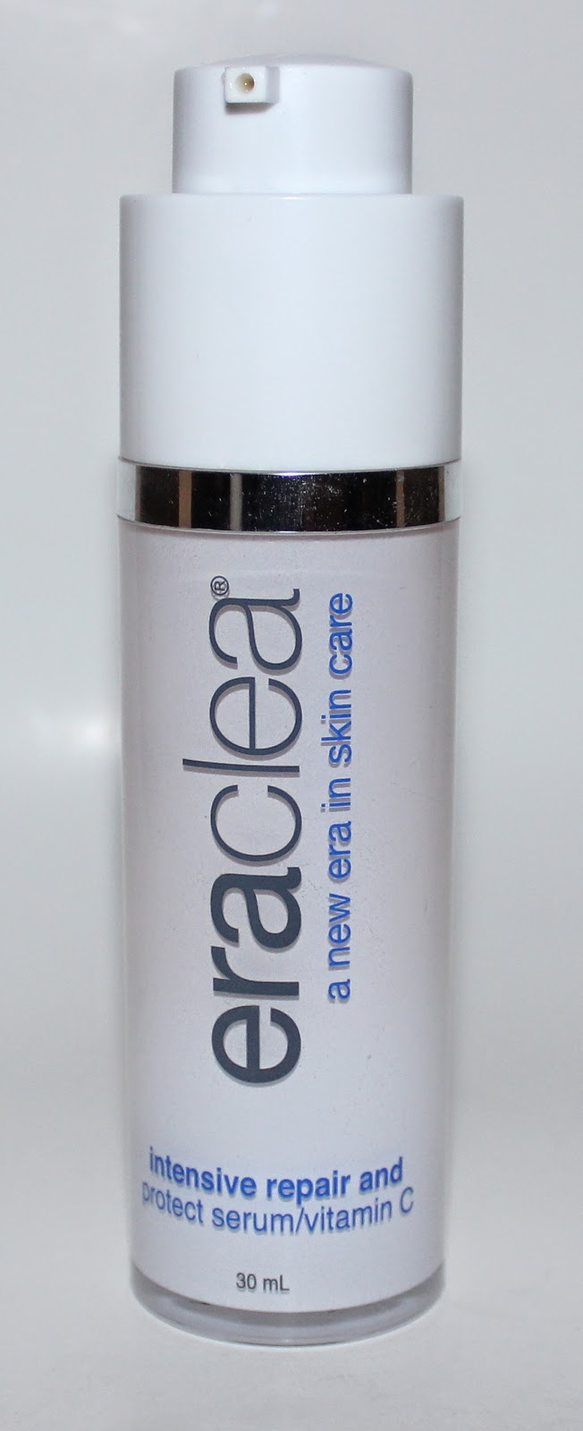 eraclea's Intensive Repair and Protect Serum/Vitamin C Packaging