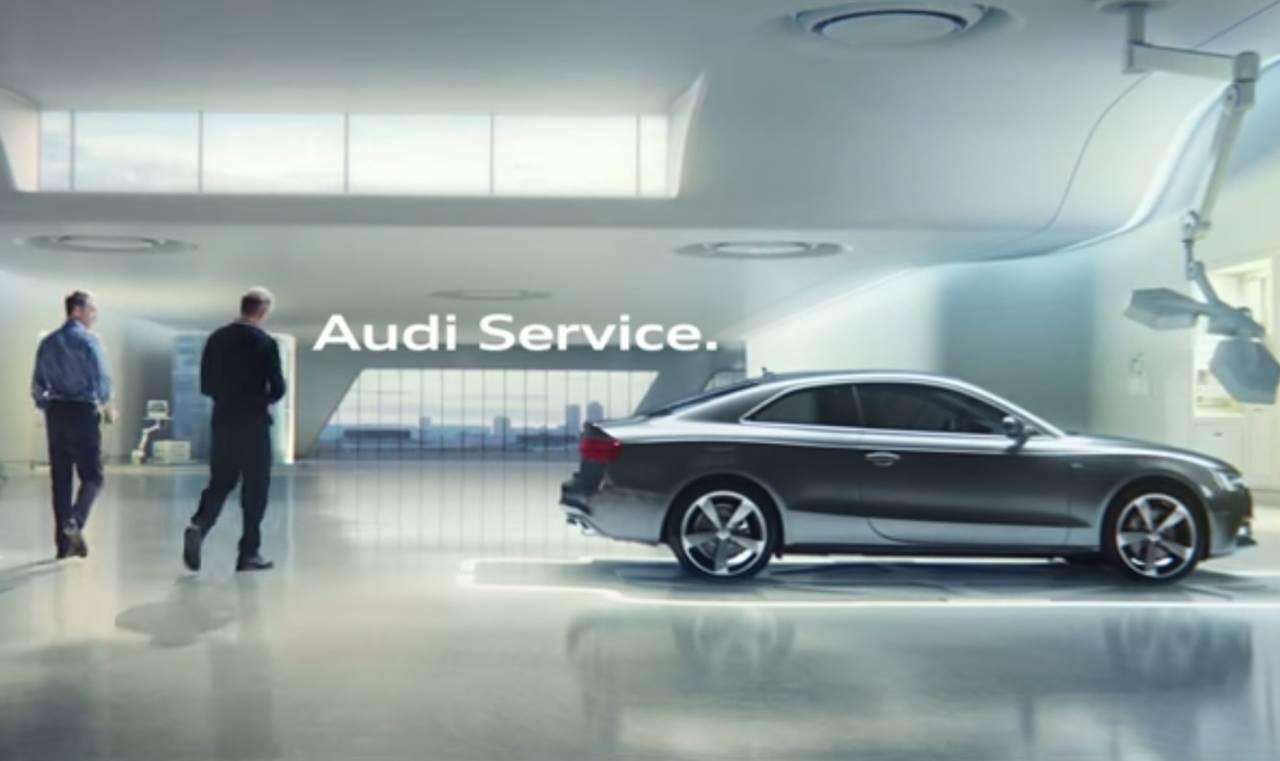 Audi - serviço autorizado