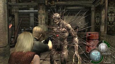 Game Resident Evil 4 untuk PC Full Version
