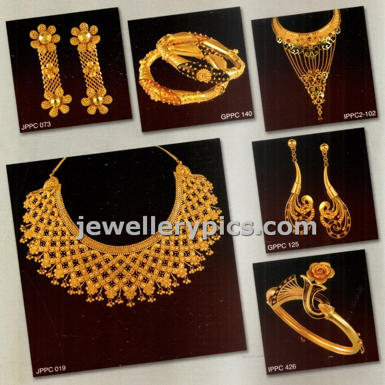 PC chandra Wedding jewelelry catalogue -2 - Latest Jewellery Designs