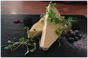 Eric's Restaurant, Huddersfield - Mango Parfait
