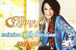 Rang Ja Winter Collection-2013