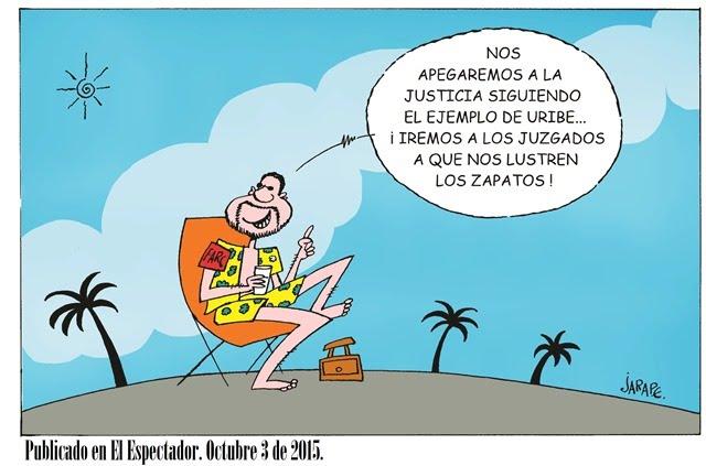 Ejemplo de Uribe
