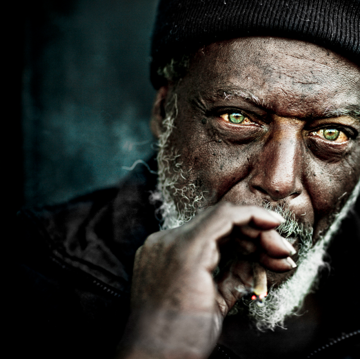2. Lee Jeffries - Top 10 Most Famous Portrait Photographers In The World