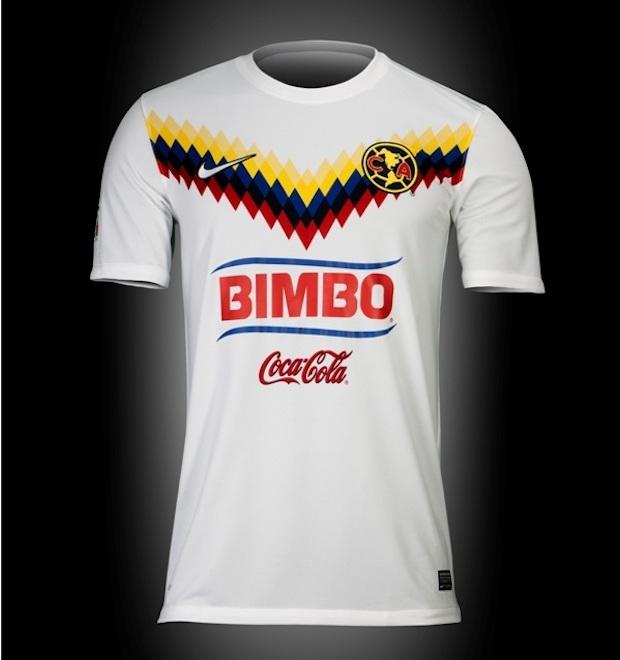 Tercer Nueva camiseta del America para el 2013