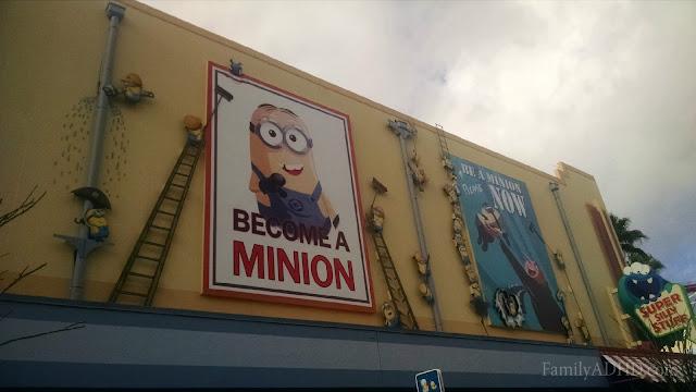 Universal Studios Florida Family Travel Guide Minion Mayhem