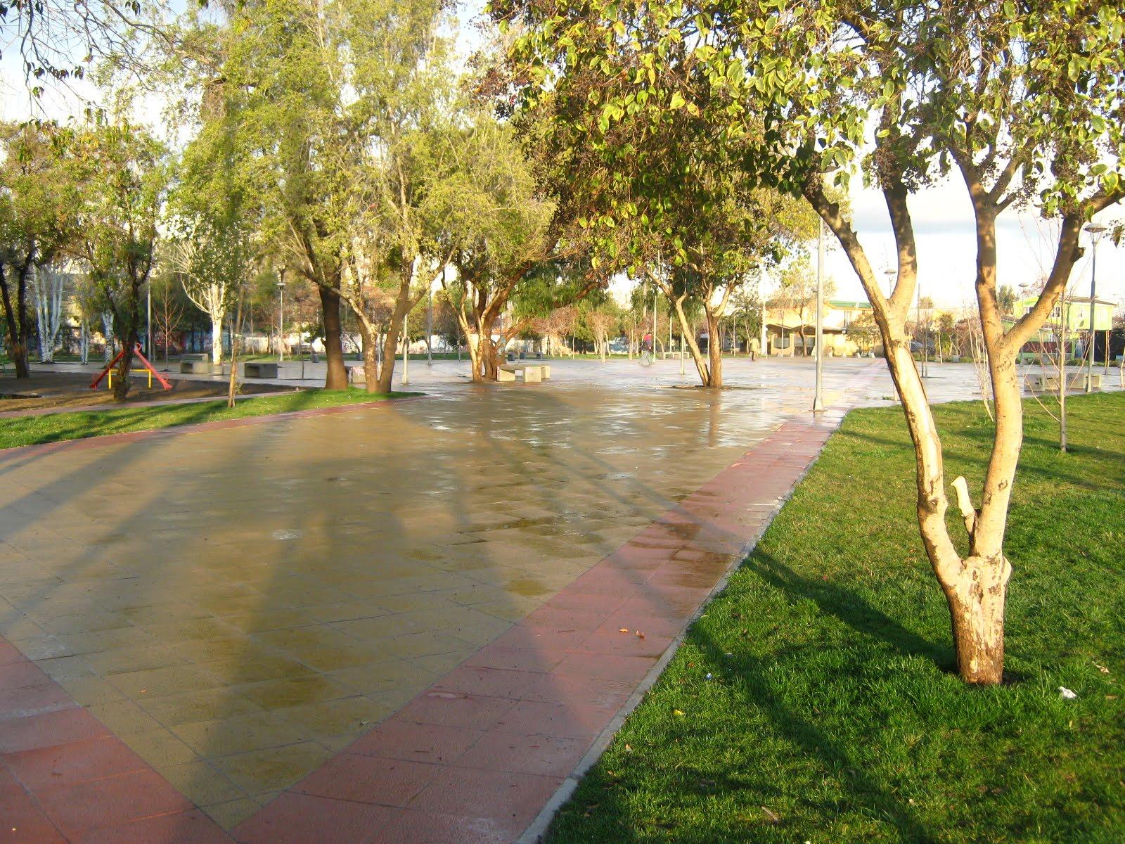 Plazas y parques de La Granja | Fotos IMG_9822