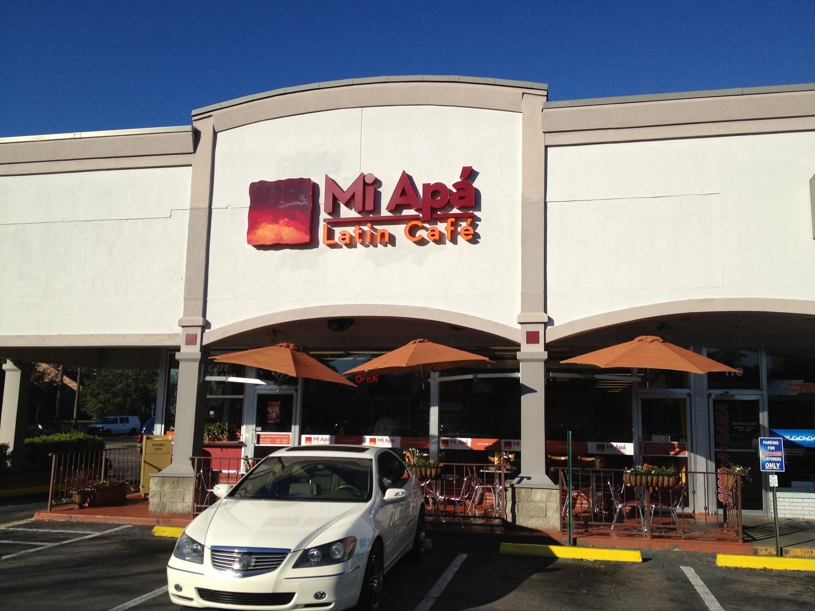 Latin Cafe Gainesville Fl