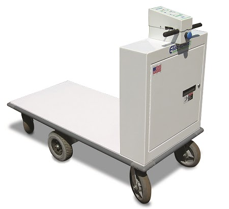 Phs West Inc Ergo Express Motorized Platform Cart
