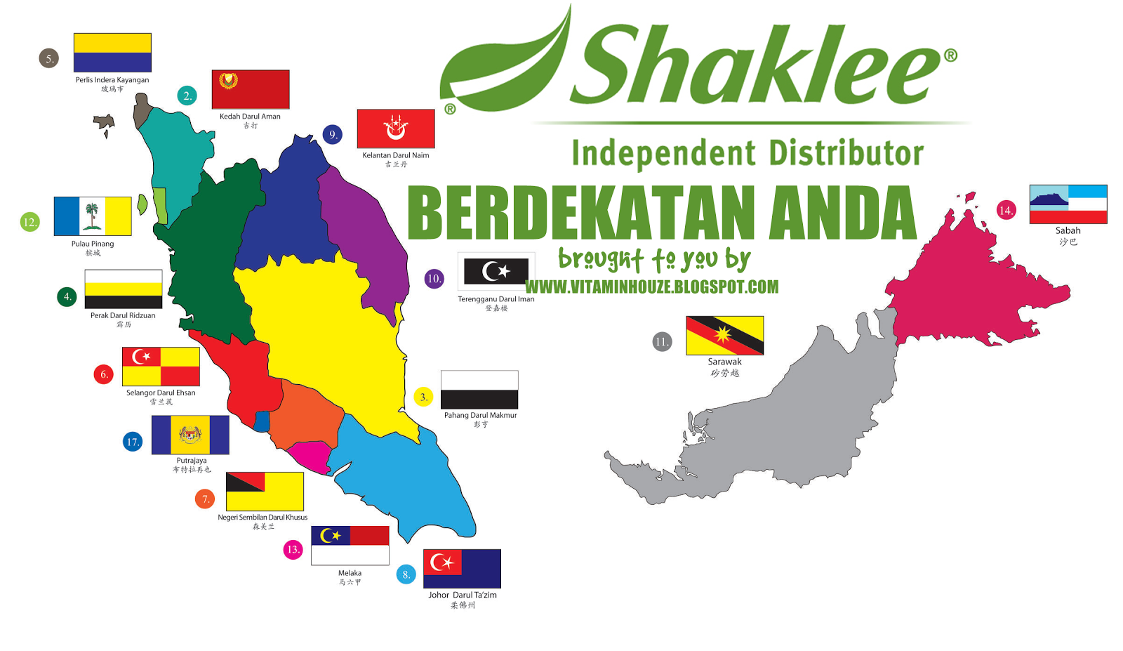 SHAKLEE DISTRIBUTOR NEAR YOU