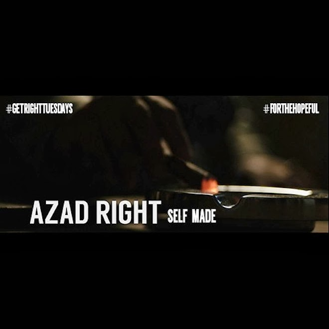 Azad Right Self MAde