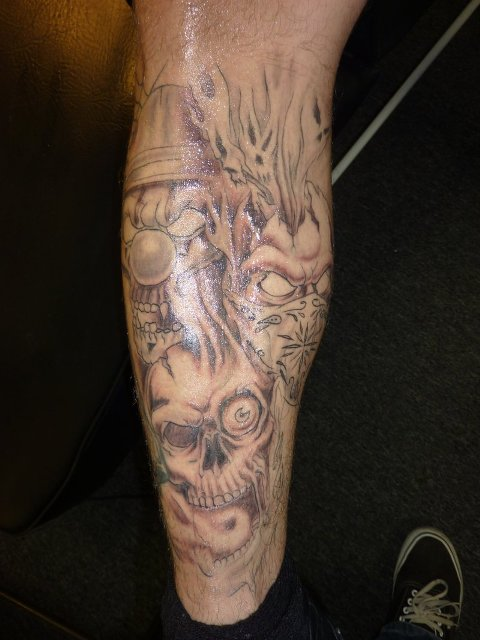Tattoo Shading Designs Ideas Arm