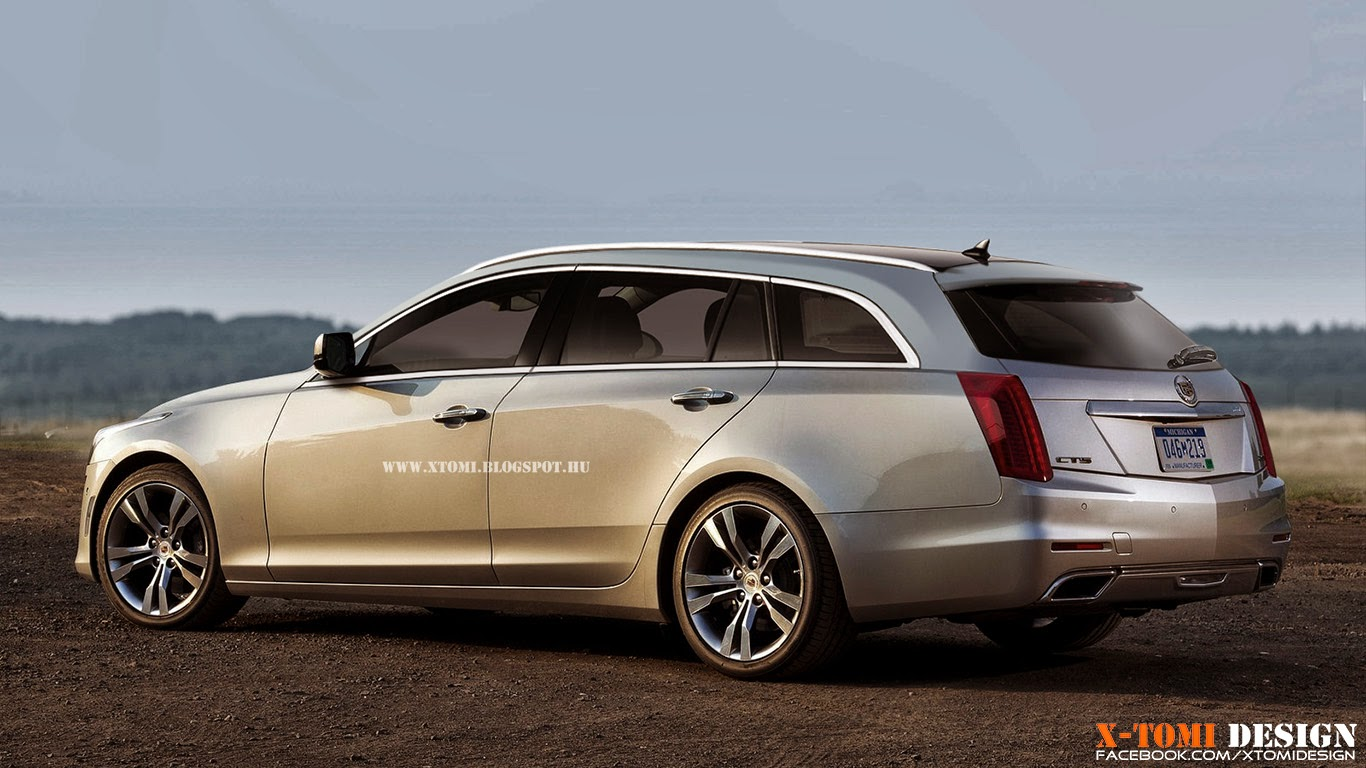 Cts-V Wagon For Sale >> 2015 Cadillac CTS Sport Wagon Concept | Conceptual design ...