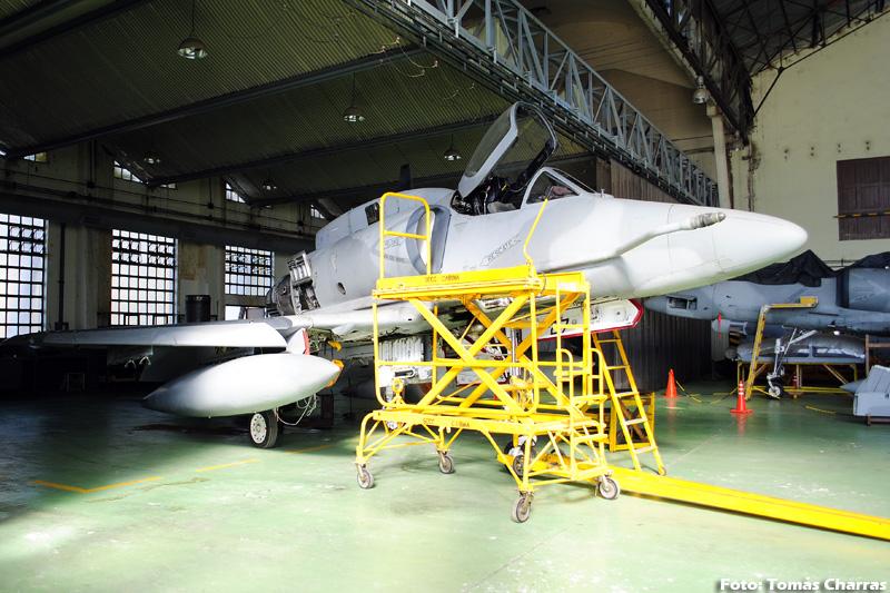 A-4 AR en la V Brigada Aerea -spotting- TC_11143editadaforo