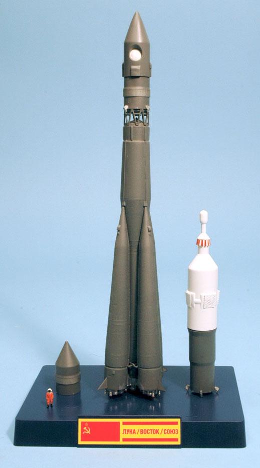 vostok rocket model - photo #14