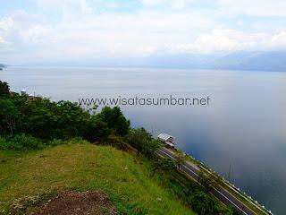 """""""Puncak Pas"""" Destinasi Baru Panorama Danau Singkarak"""