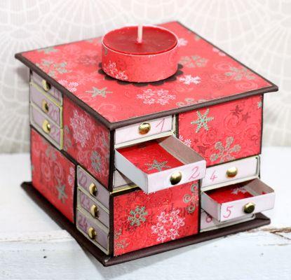 kreative ideen rund ums basteln scrapbooking kochen und backen adventskalender. Black Bedroom Furniture Sets. Home Design Ideas