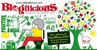 Blogilicious Milad Jakarta