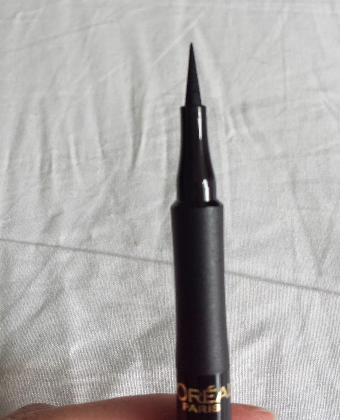 Clothes & Dreams: Self-rewarding during exams (shoplog): L'oréal Paris Super Liner Perfect Slim eyeliner