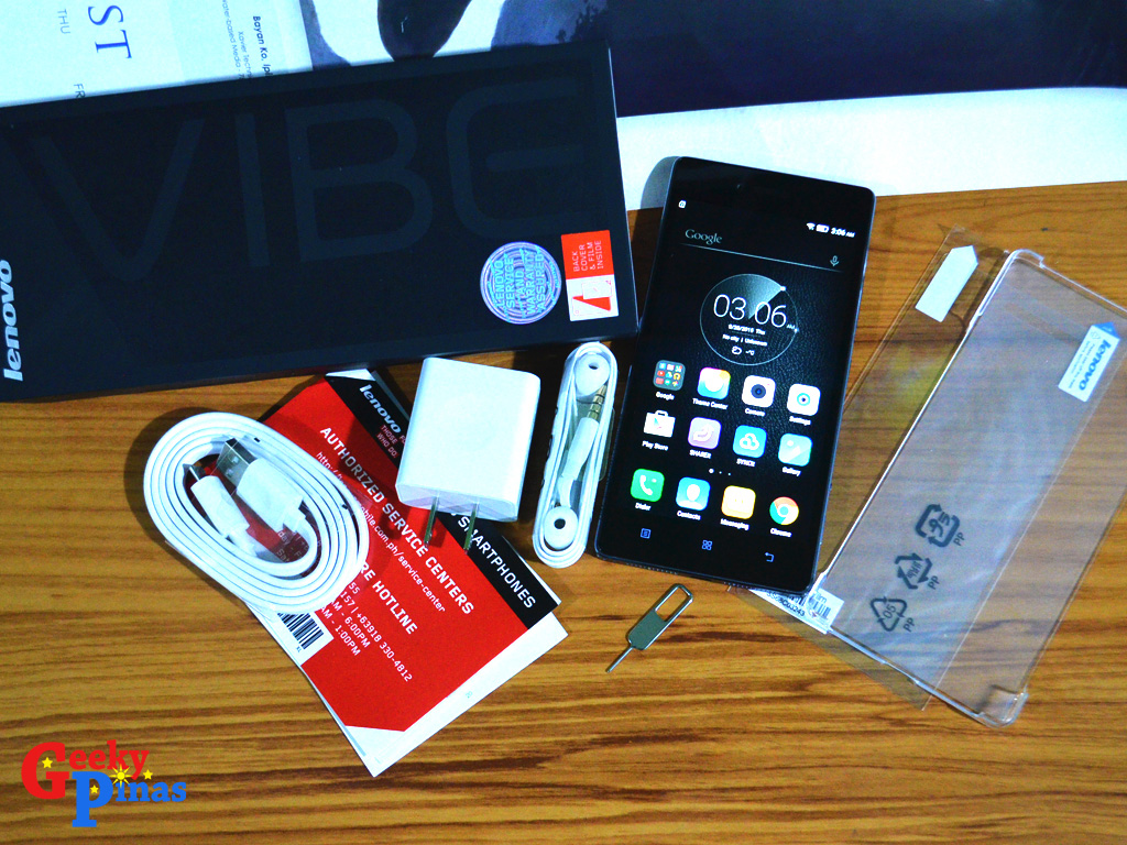 Lenovo Vibe Shot Full Review