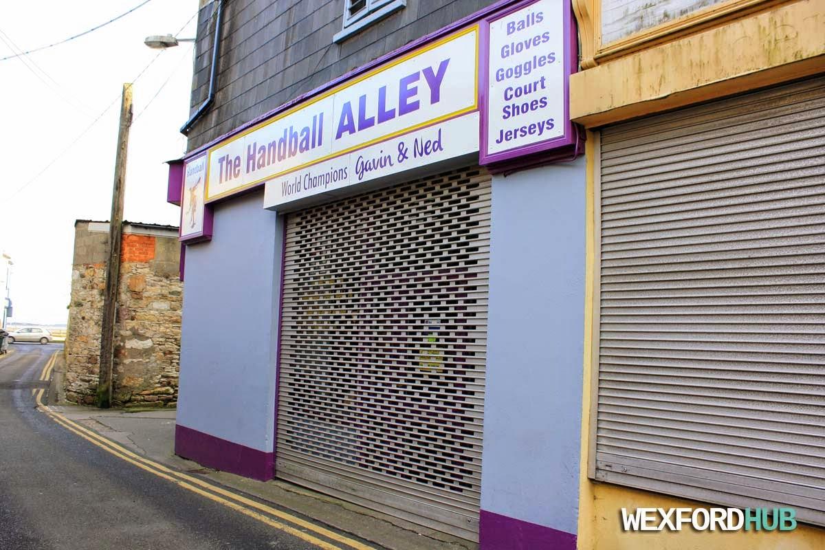 Handball Alley, Wexford