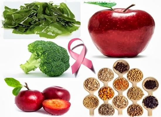 Alimentos que combaten el c ncer bebloggera - Alimentos previenen cancer ...